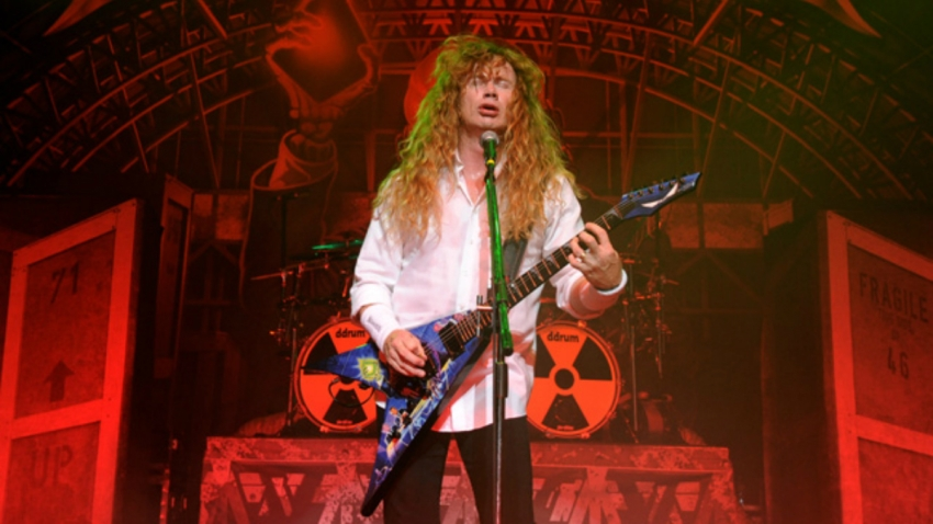 Dave Mustaine cropped