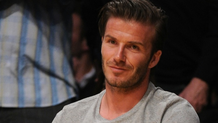 David Beckham 16x9