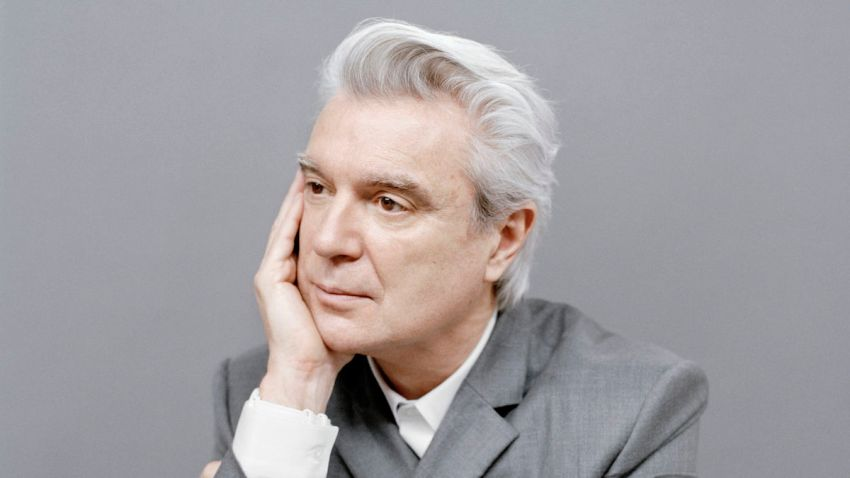David Byrne Press Photo