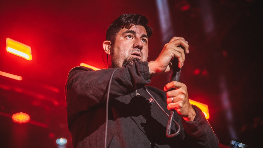 Deftones by Alex Matthews
