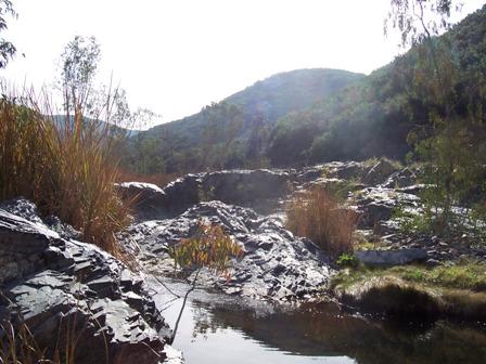 Del Dios Gorge Trail