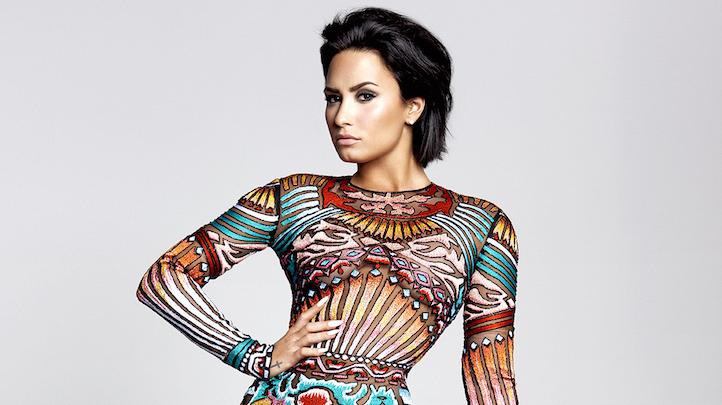 Demi Lovato Press Photo