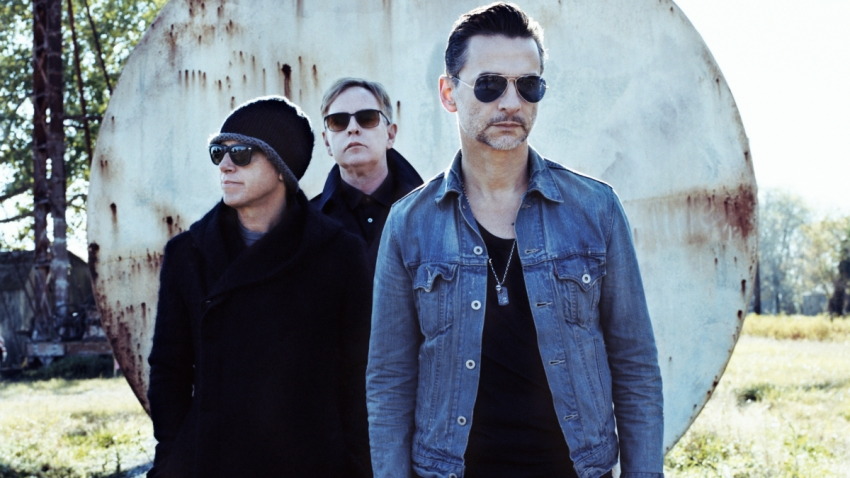 Depeche Mode Press Photo 2017
