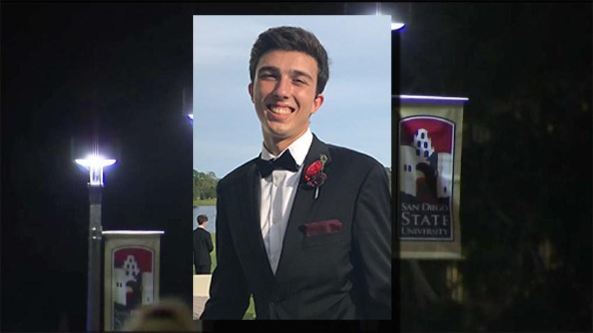 Dylan Hernandez SDSU Jacksonville Florida Fraternities death