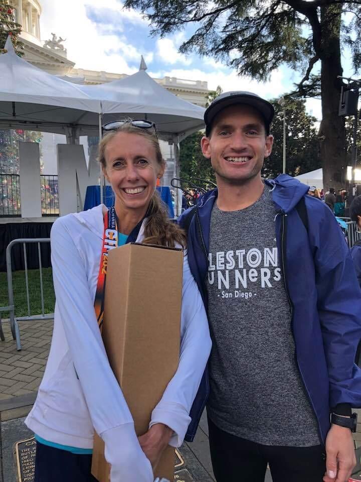 San Diego Runners Prepare For Marathon Olympic Trials