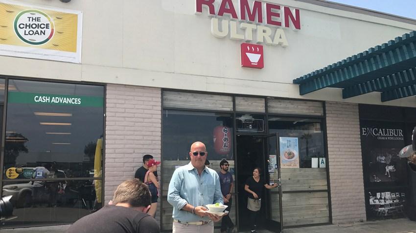 Beloved Japanese Ramen Restaurant Opens First US Location in San Diego