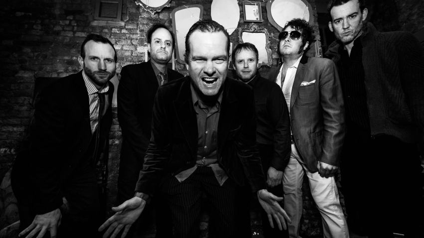 Electric Six Press Photo 2019 by Mark Wright
