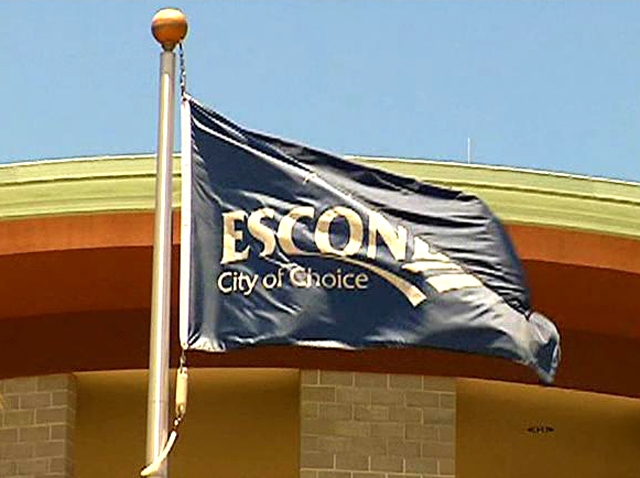 Escondido Flag