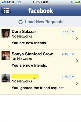 FacebookFriend