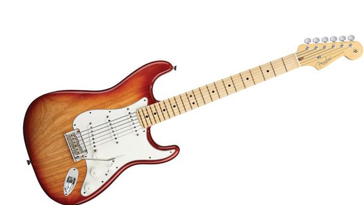 Fender-guitar