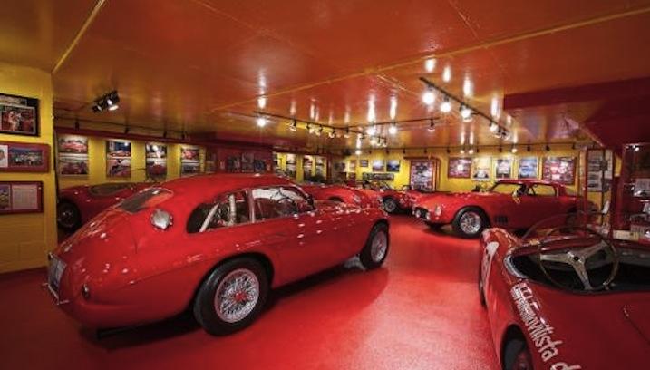 FerrariGarage