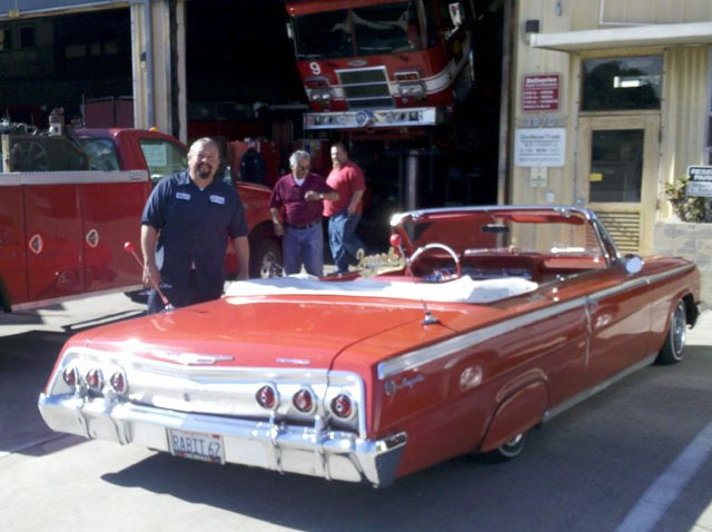 Fire-Engine-Red-Car