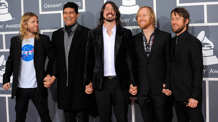 2012 Grammy Awards Arrivals