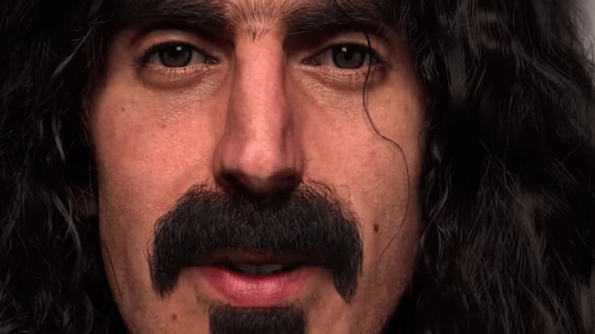 Frank Zappa Hologram Screenshot