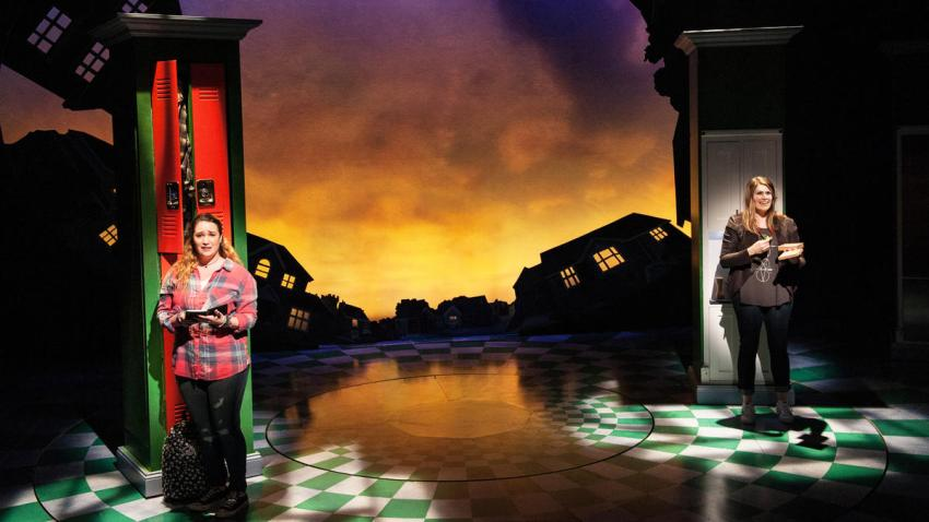 Freaky Friday Musical La Jolla Playhouse