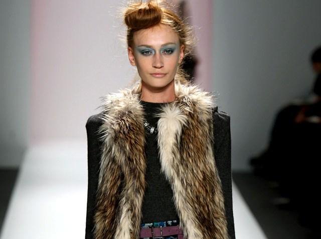 Fur Vest Fad or Fab 01