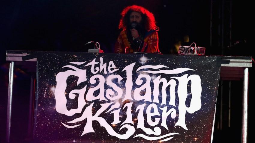 Gaslamp Killer by Karl Walter