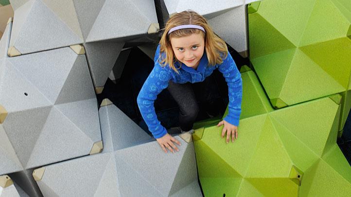 Geometry-exhibit