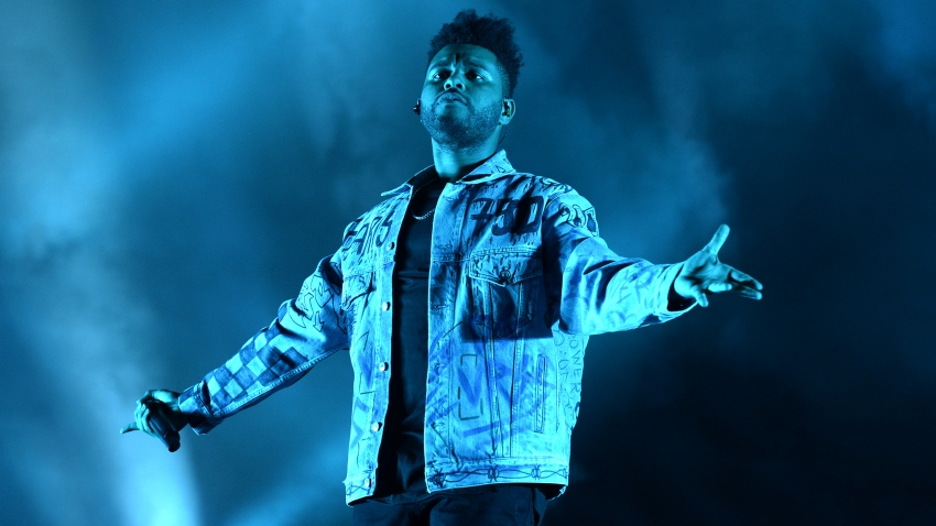 The Weeknd headlines Pechanga Arena on Aug. 9.