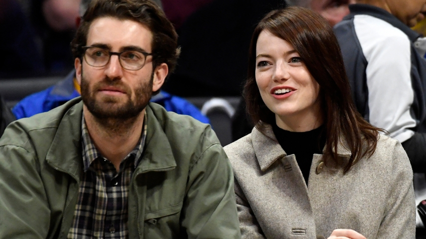 Emma Stone and Dave McCary engaged