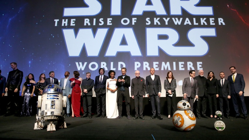 World Premiere of 'Star Wars: The Rise of Skywalker'