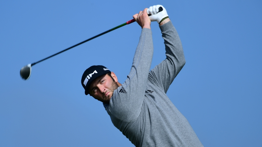 Rahm Takes the Lead at Torrey Pines With McIlroy Lurking