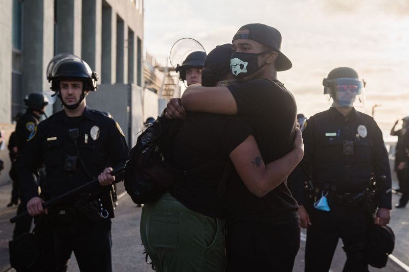 Photos: George Floyd Protests, Unrest Across San Diego