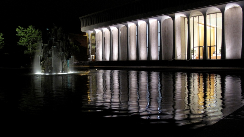 Princeton University's Robertson Hall