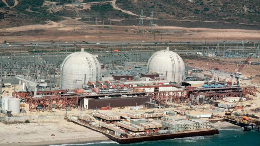 Dismantling Scheduled for Closed San Onofre Nuclear Plant