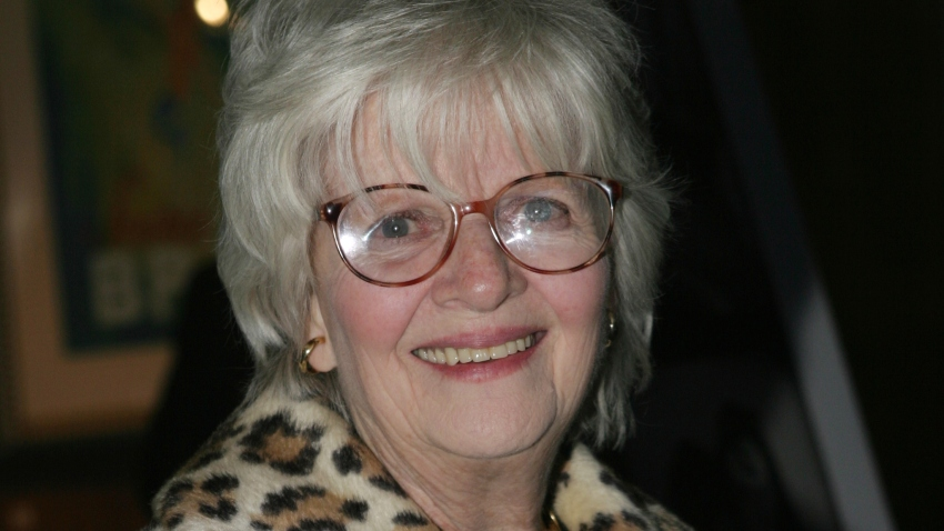 """author Patricia Bosworth arrives for the premiere of """"Fur: An Imaginary Portrait of Diane Arbus"""""""