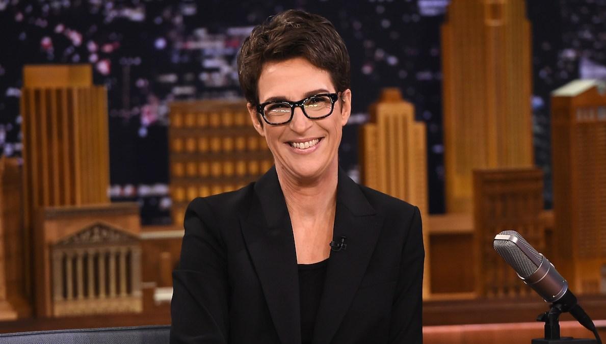 Judge Dismisses SD-Based One America's Defamation Suit Against Rachel Maddow, MSNBC