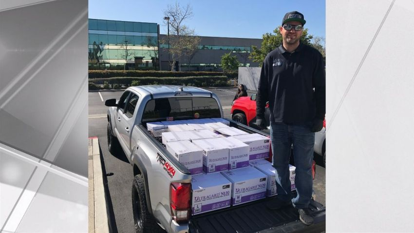 Local Business Donates 75,000 Pairs of Gloves to Local Hospital