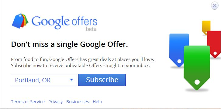 GoogleOffers