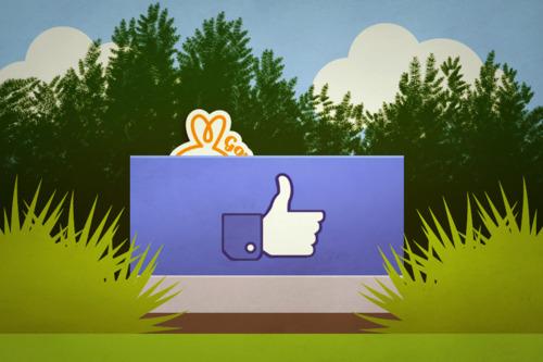 GowallaFacebook