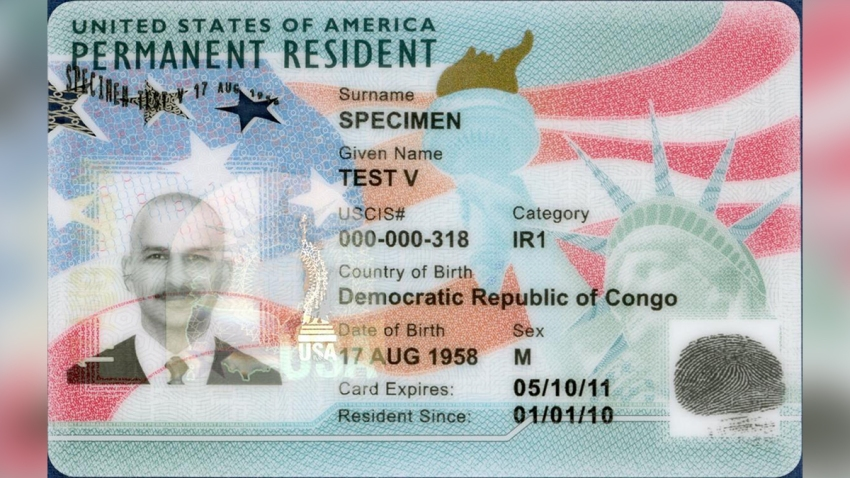 Green Card Generic