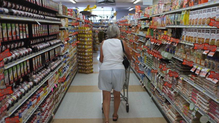 Grocery Shopper 01