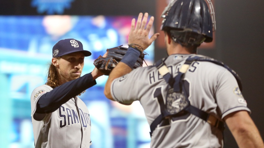 Padres Get Everyone Under Contract