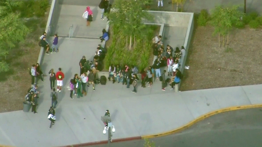 Helix High School Cancels Classes Due To Power Outage