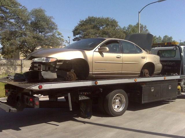 Gardner's car?