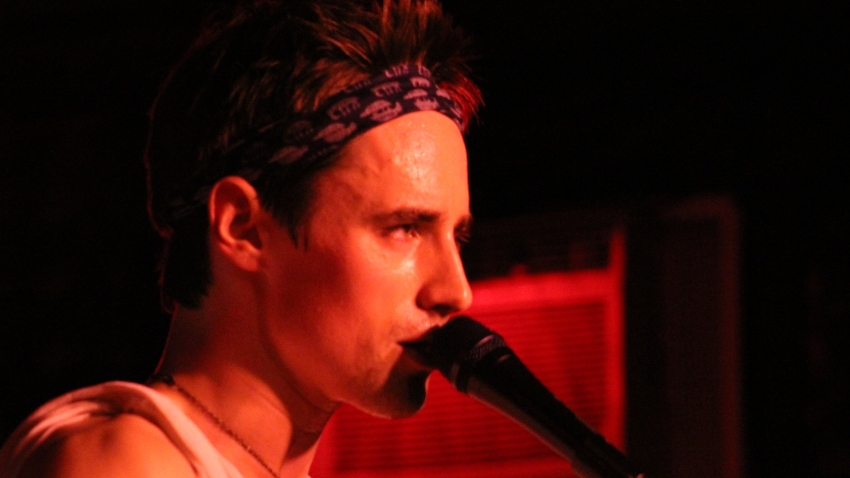 Reeve Carney At The Casbah