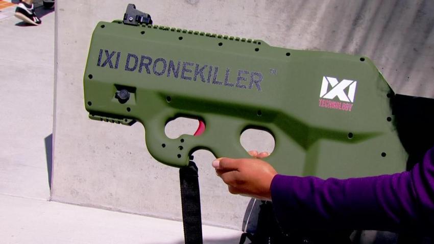 ITEAM 11PM PKG_DroneKiller for Monday