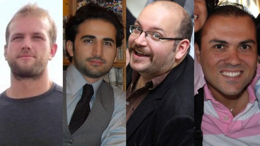 Iran Prisoner Swap