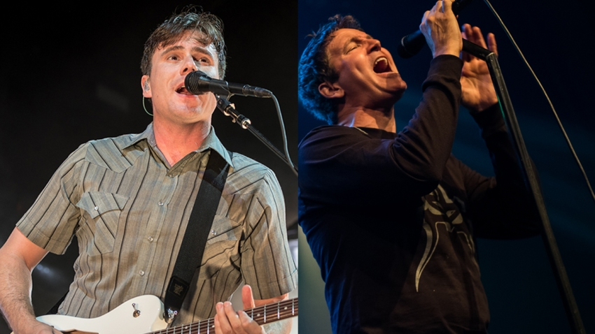 Jimmy Eat World and Third Eye Blind