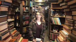 Verbatim Books' Justine Epstein guests on Episode 13 of the SoundDiego Podcast.