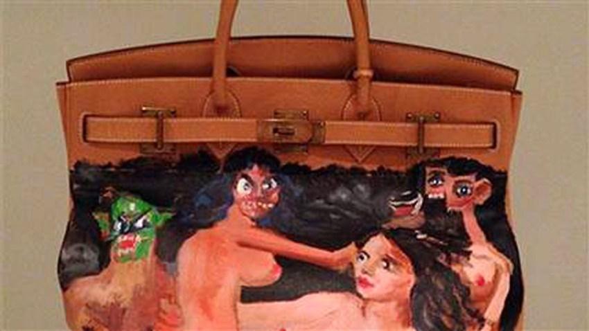 Kardashian West Birkin Bag