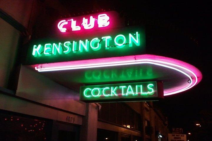 Kensington Club FB photo