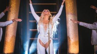 Kesha and Macklemore by Alex Matthews 2