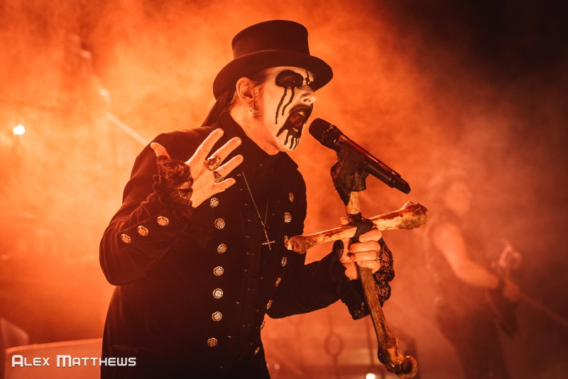 PICS: King Diamond at the Magnolia