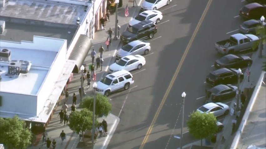 Protests in La Mesa over a rough arrest that went viral.