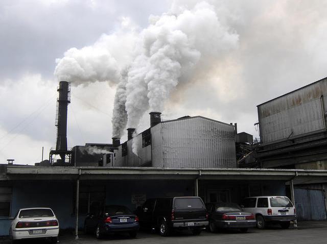 [LAgenerics] smoke factory greenhouse gases